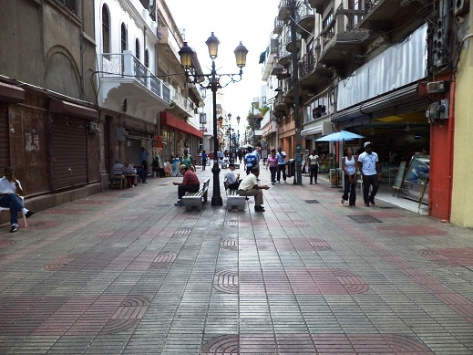 Santo Domingo Zona colonial