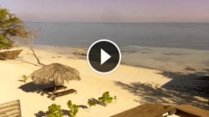 La bellissima spiaggia di Punta Rucia live