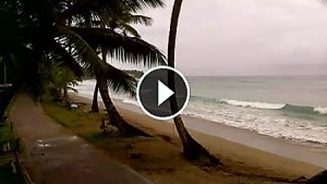 Las Terrenas spiaggiaPlaya Bonita con vista Punta Bonita