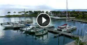 Webcam dal vivo porto turistico Puerto Bahia Samanà
