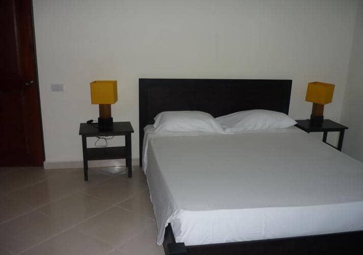 Appartamento da una camera da letto al centro vicino il super pola santo domingo repubblica - Culla vicino al letto ...