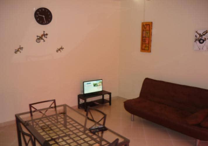Appartamento da una camera da letto al centro vicino il for Camera da letto in spagnolo