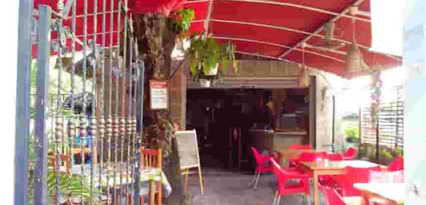Vendesi ristorante zona turistica las terrenas