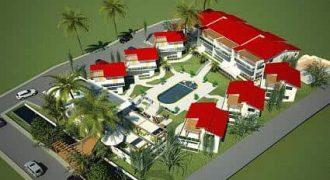 Vendiamo terreno con progetto approvato per costruire residence immediatamente