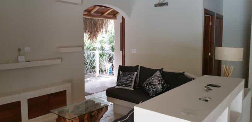 Vendesi villa nuova con terreno dentro residence di ville a Las Terrenas