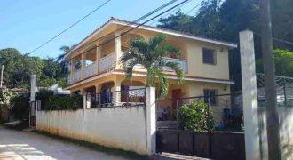 Villa bifamiliare a 500 metri dal centro di Las Terrenas