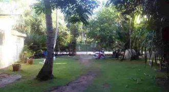 Vendesi terreno adificabile a 40 metri dalla spiaggia a Las Terrenas