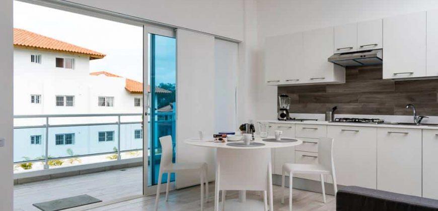 Appartamenti da una e due camere in affitto a Bayahibe