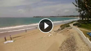 Webcam spiaggia Cabarete