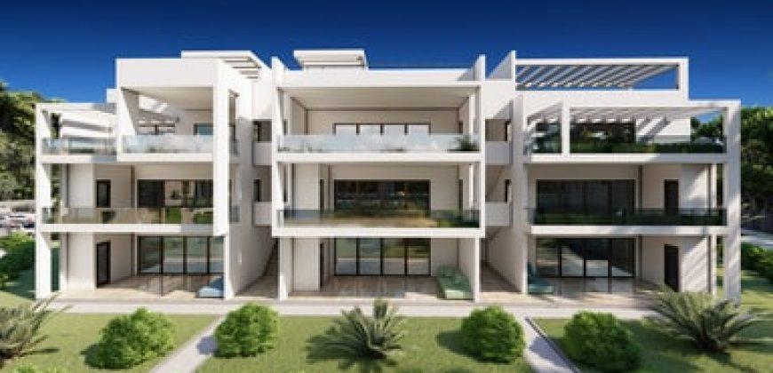 Vendesi appartamenti di lusso in residence in costruzione Las Terrenas