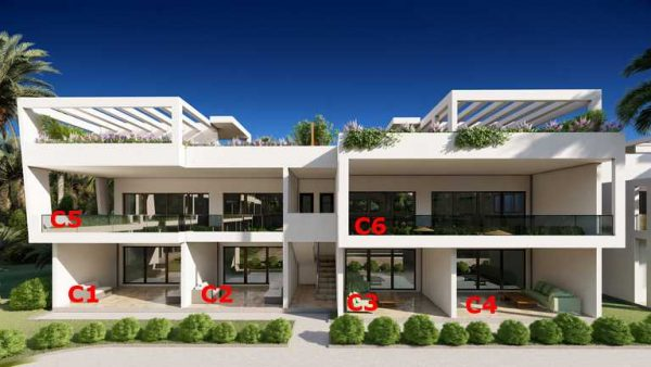 apartamenti lusso blocco c