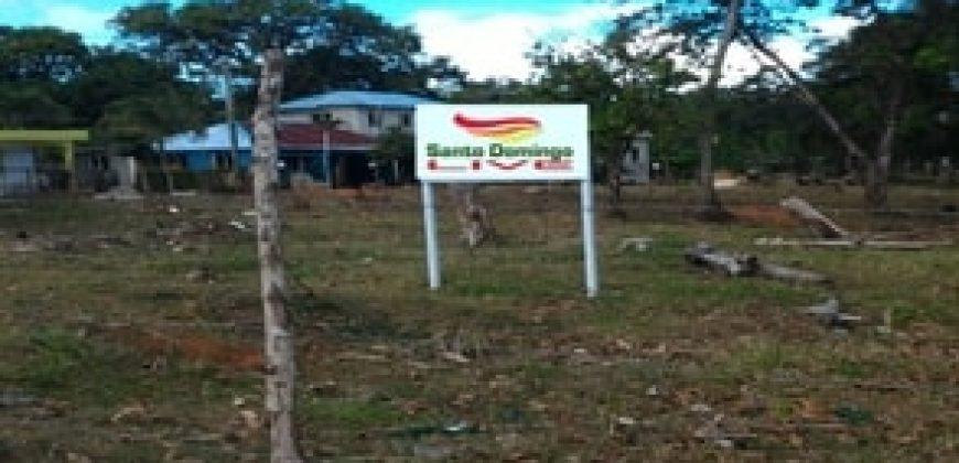 Vendiamo terreno edificabile a Las Terrenas